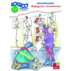 LOGICO - Iskolakezdés: Megfigyelés - Gondolkodás