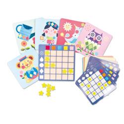 Formák és színek oktató játék