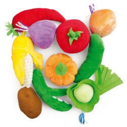 Zöldség szett