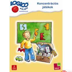LOGICO - Koncentrációs játékok