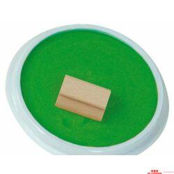 Pecsétpárna - zöld