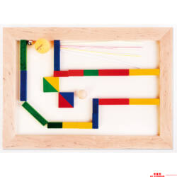 Logopédiai labirintus