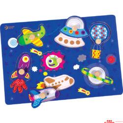 Űrutazás puzzle