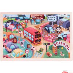 Városkám puzzle
