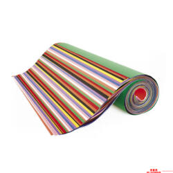 Színes papírkészlet - nagy