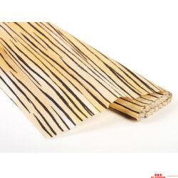 Tigrismintás krepp-papír