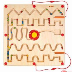 Mágneses labirintus - vonalak