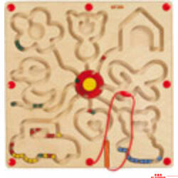 Mágneses labirintus - formák