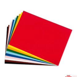 Színes papírkészlet - 100 db - A4