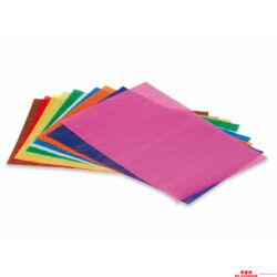 Átlátszó színes papír