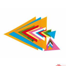 Origami háromszögek