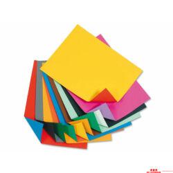 Kétoldalú színes karton