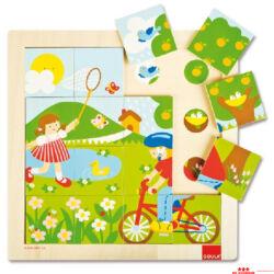 Tavasz puzzle