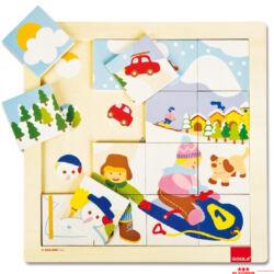 Tél puzzle
