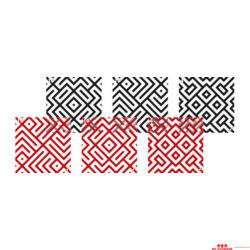 Zebra- kocka 16. - kártyacsomag
