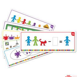 Kártyák a szortírozó családhoz