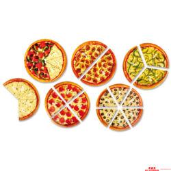 Mágneses pizza