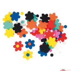 Habszivacs - virágok