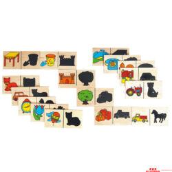 Árnyék dominói