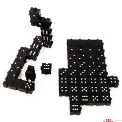 Morphun 3D dominó