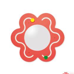 Virág vonalvezető tükörrel