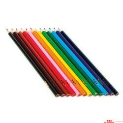 Háromszög ceruza készlet - 12 db-os