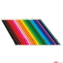 Háromszög ceruza készlet - 24 db-os