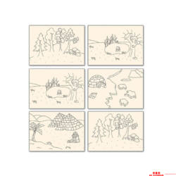 Kártyák a pecsétekhez