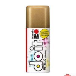 Marabu spray - metál arany