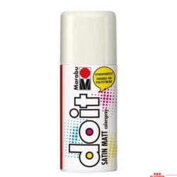 Marabu spray - matt fehér