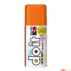 Marabu spray - matt narancssárga