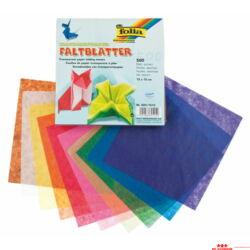Transzparens origamipapír