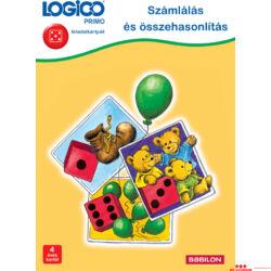 LOGICO - Számlálás és összehasonlítás