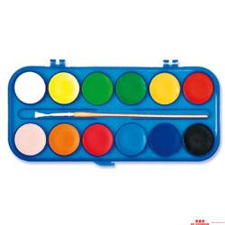 Vízfesték készlet - 1 paletta