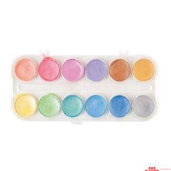Akvarell festék - 4 paletta
