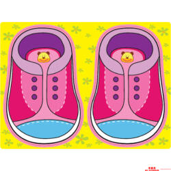 Fűzögetős cipők