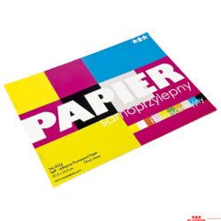 Öntapados fluoreszkáló papír A4