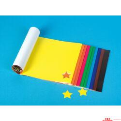 Színes kreatív papír - A3