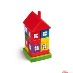 Házikó építő