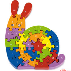 Csiga puzzle