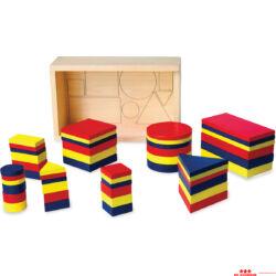 Fa geometriai formák
