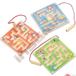 Mágneses mini labirintus
